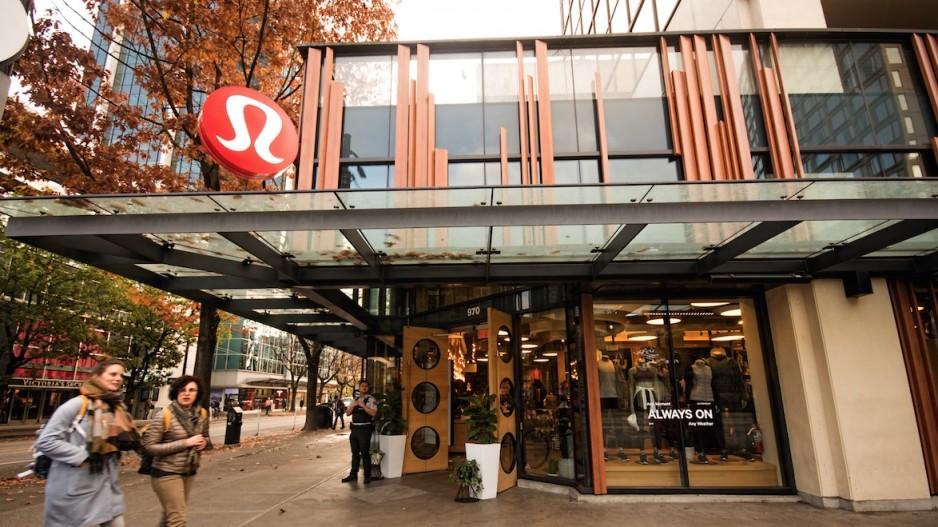 lululemon store locations