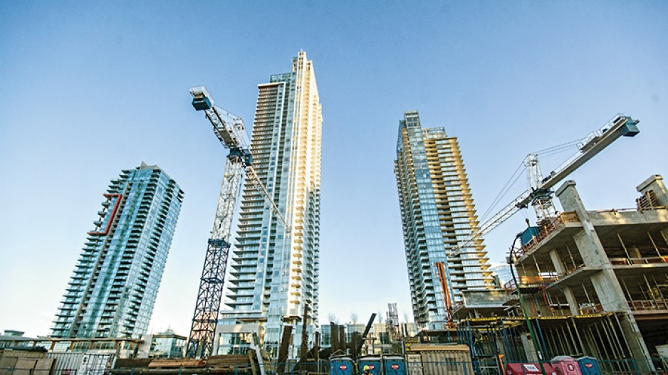Image result for images of pre construction condo investment in metro vancouver