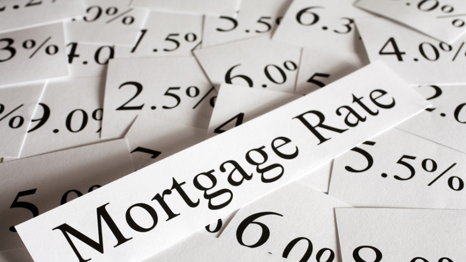 Interest rates on new mortgages increasing, despite Bank of Canada ...