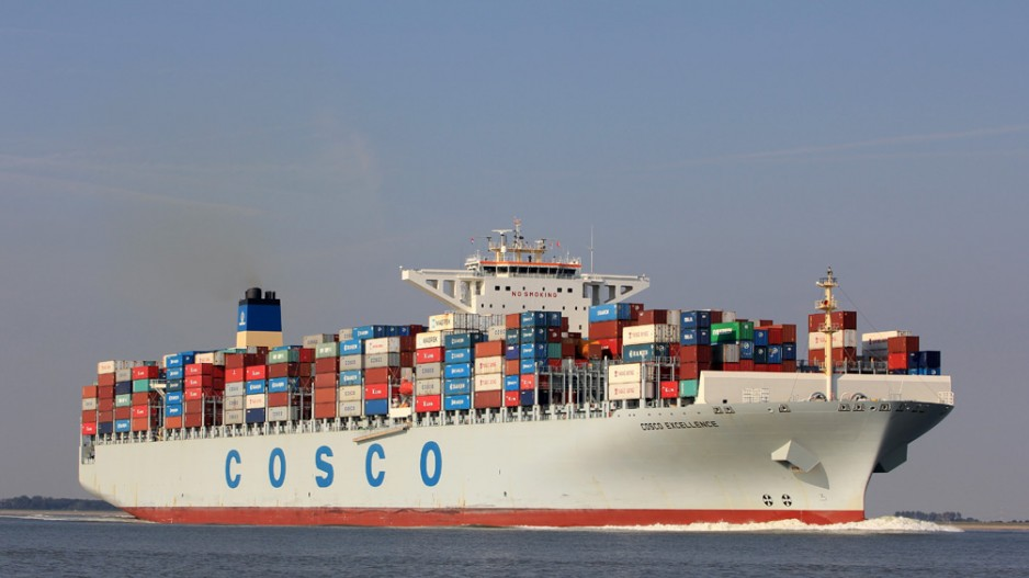 Seaspan adds six ships to container cargo fleet in US$380 ...