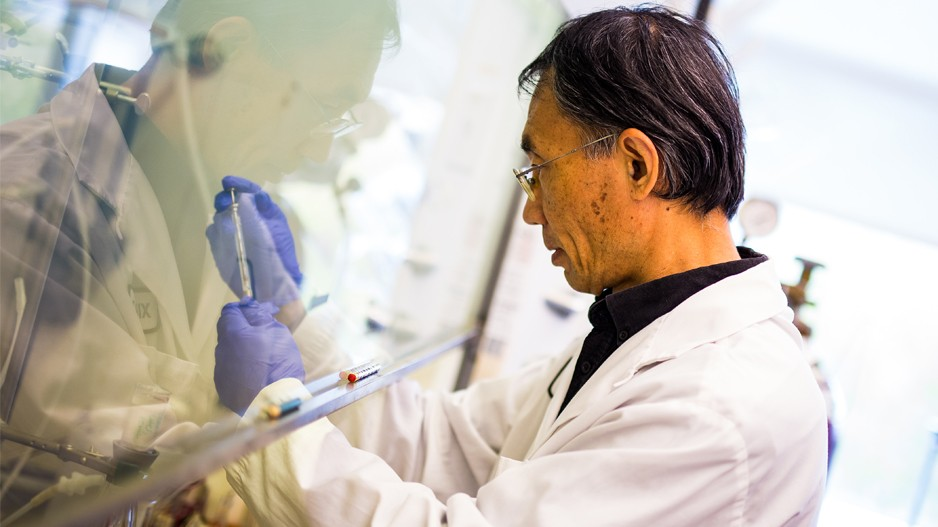 B.C. biotech plays key role in vaccine breakthrough