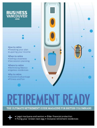 Retirement Ready 2018 Cover