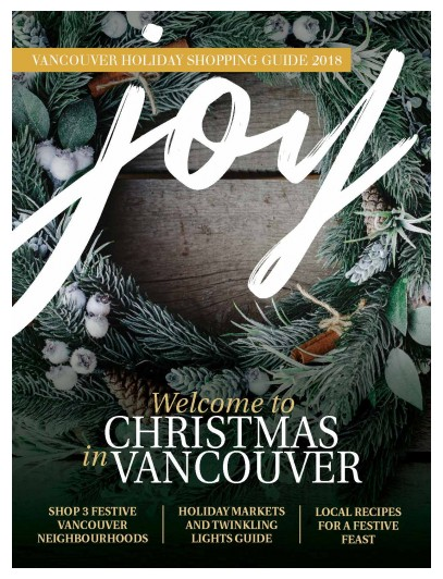 109568fa76585 Joy 2018 | Business in Vancouver