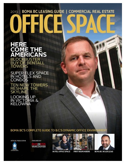 Office Space 2019 Cover