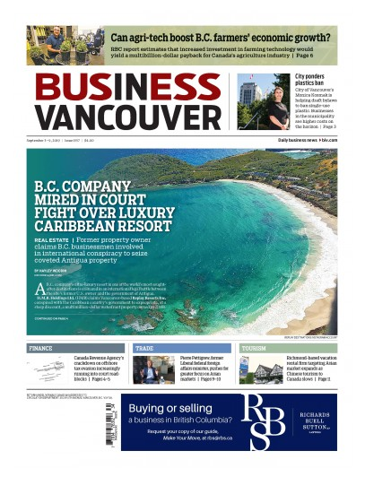 Digital Editions | Business in Vancouver