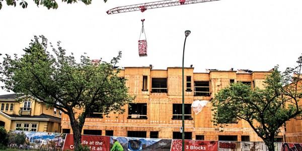 Vancouver housing starts sink 37% in September